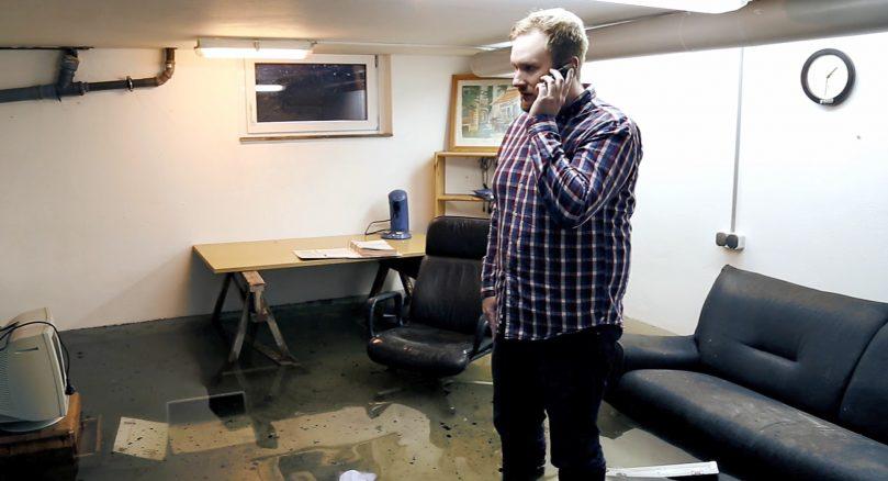 Der Keller ist überflutet - welche Versicherung zahlt den Schaden